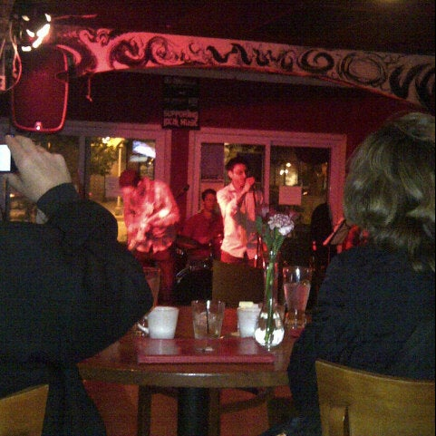 Photo taken at Joe Squared Pizza & Bar by Chichi M. on 4/27/2013