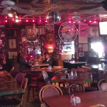 Photo taken at The Red Bar by Nancy Lilly Z. on 1/16/2013