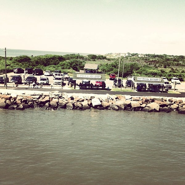 Photo taken at Cape May-Lewes Ferry | Cape May Terminal by Tony R. on 6/15/2013