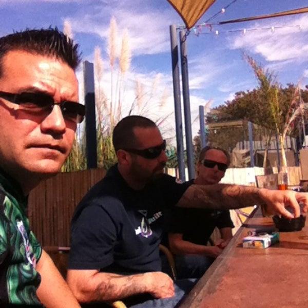 Photo taken at Stadium Sports Bar & Restaurant by Matthew P. on 2/15/2013