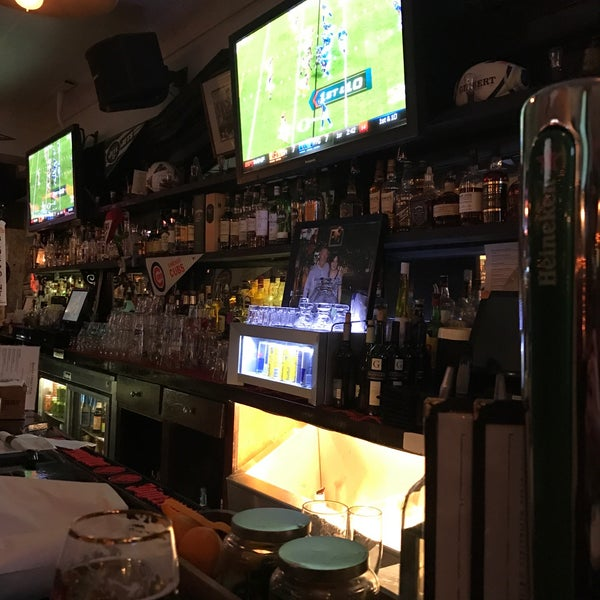 Photo taken at Baker Street Pub by Mike T. on 11/15/2016
