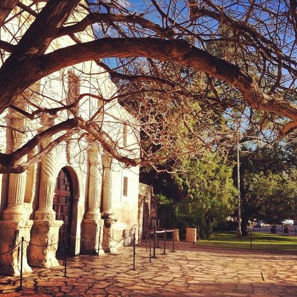 Photo taken at The Alamo by Adam B. on 10/3/2013