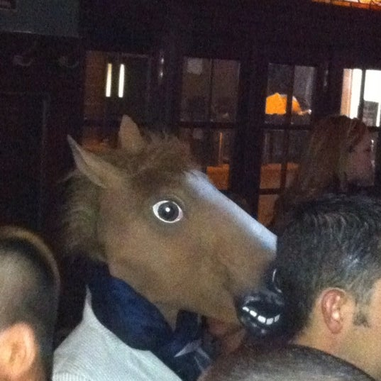Photo taken at Amsterdam Ale House by Lisa on 11/1/2012