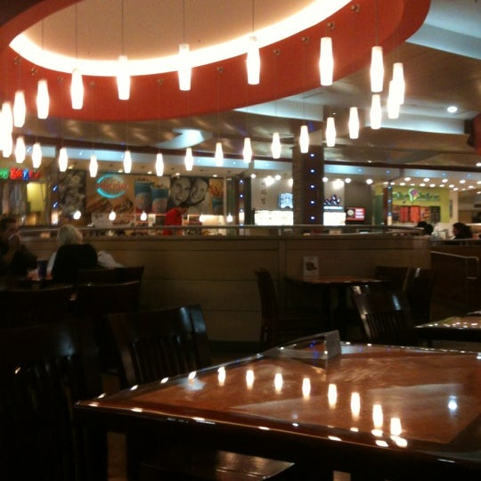 Photo taken at Food Court at Oakridge Mall by Pat L. on 12/12/2012