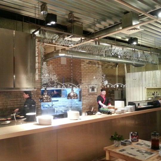 Снимок сделан в Beerman & Grill пользователем Aleksey Z. 12/19/2012