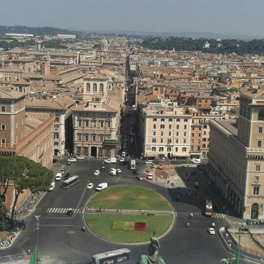 Photos at Terrazza delle Quadrighe - Scenic Lookout in Roma