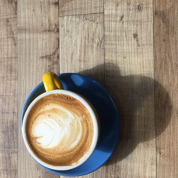 Exceptional latte