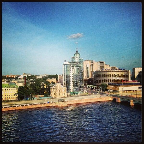 Снимок сделан в Москва City пользователем Натали🍓 7/13/2013