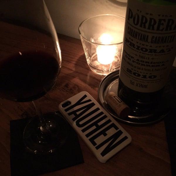 Креативное меню, хороший выбор вин, самое веселье после 23, отличная музыка
