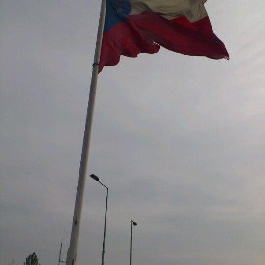 Photo taken at Vicuña Mackenna Con Américo Vespucio by Nathaly V. on 9/16/2012