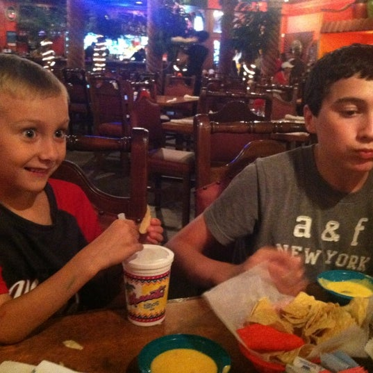 Photo taken at Mamacitas Mexican Restaurant by Grant H. on 9/29/2012
