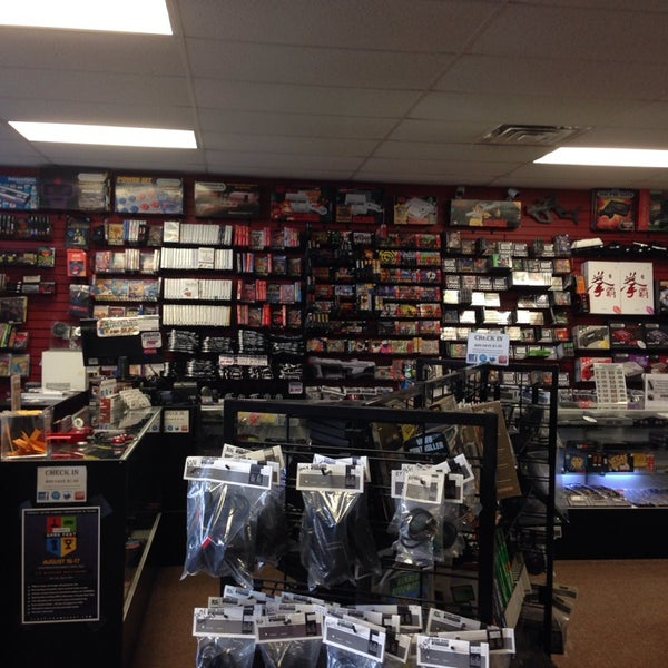 Photo taken at Game Over Videogames by Lili on 7/3/2014
