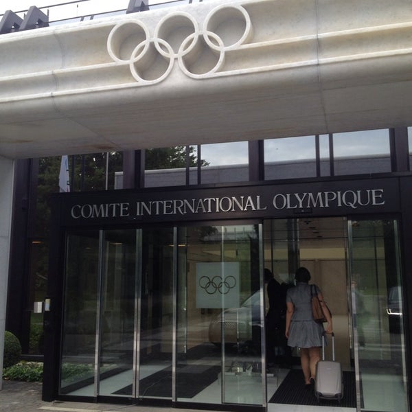 Photo taken at International Olympic Committee by Елена К. on 6/12/2013