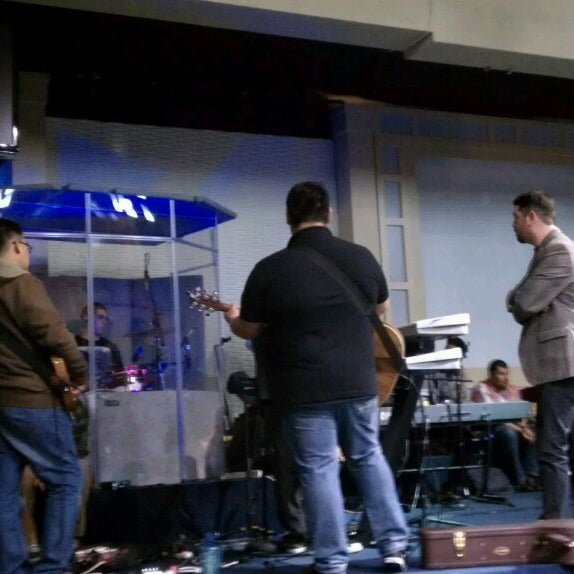 Photo taken at ELIM Central Los Angeles by Juan R. on 2/14/2013
