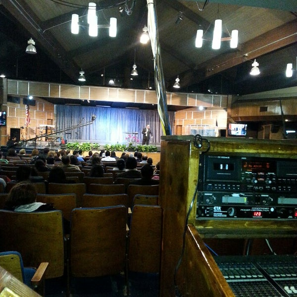 Photo taken at ELIM Central Los Angeles by Juan R. on 12/22/2013