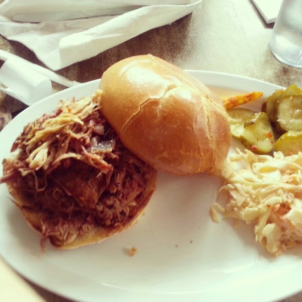 Just pure awesomeness! Pulled pork sandwich is Great!