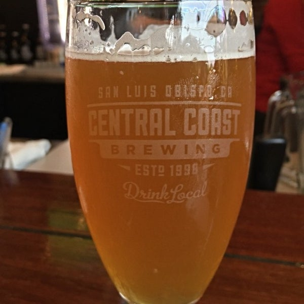 Photo taken at Central Coast Brewing by Nate L. on 8/20/2016