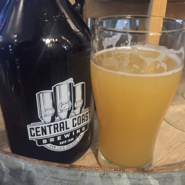 Photo taken at Central Coast Brewing by Nate L. on 2/11/2017