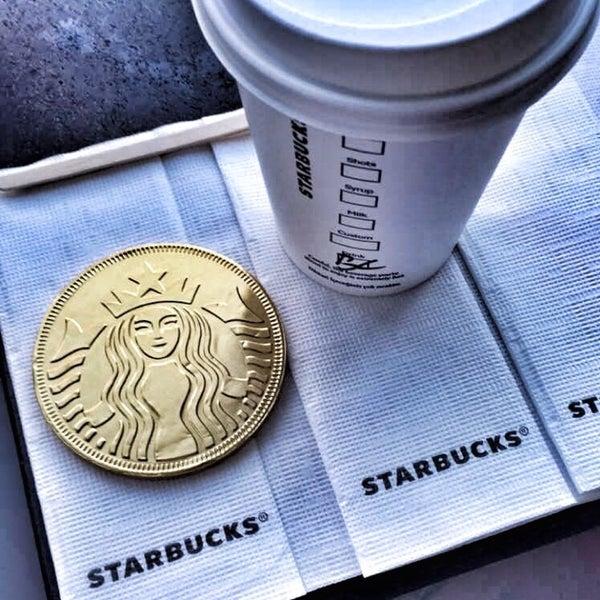 Снимок сделан в Starbucks пользователем Burcak B. 7/12/2016