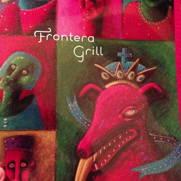Photo taken at Frontera Grill by Goos on 3/5/2013