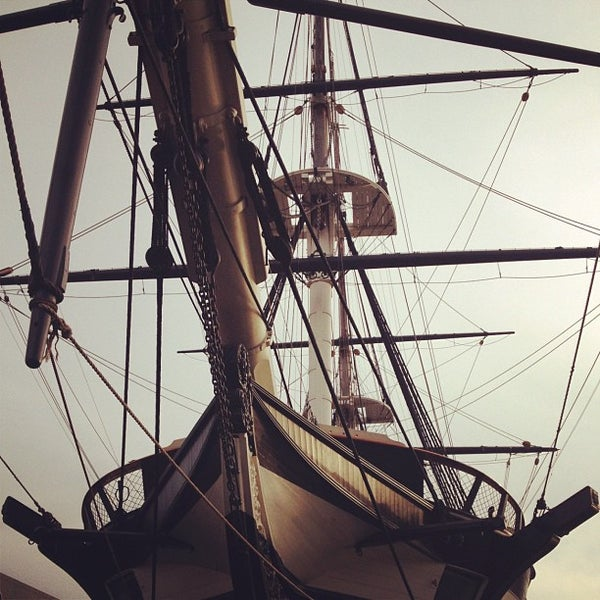 Photo taken at USS Constellation by Bill R. on 11/20/2012