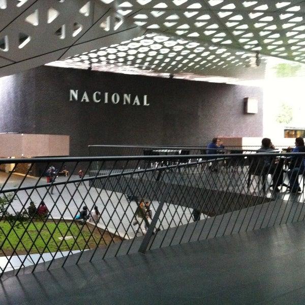 Foto tomada en Cineteca Nacional por Cesar B. el 6/29/2015