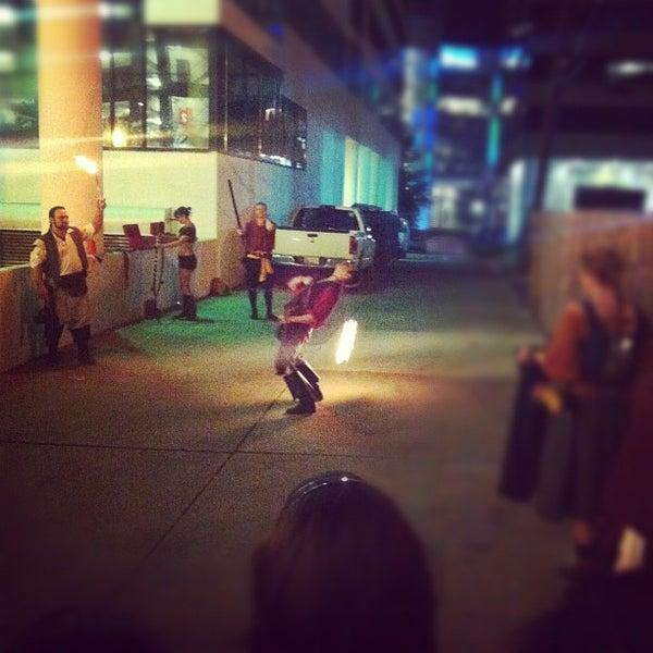 Photo taken at Piratz Tavern by Nico D. on 9/20/2012