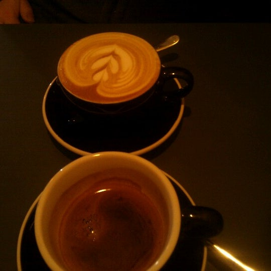 Снимок сделан в Bonanza Coffee пользователем Mona 1/1/2013