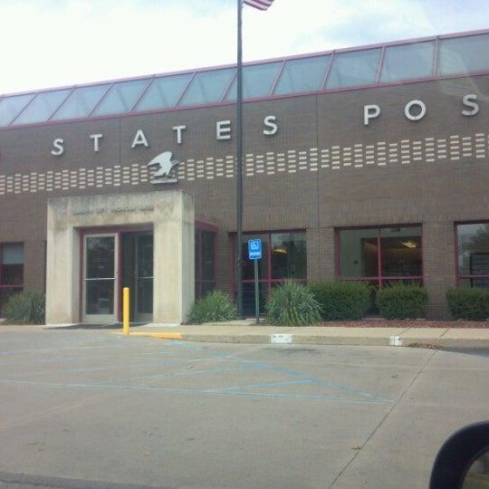 Us Post Office Garden City Mi