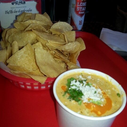 Photo taken at Torchy's Tacos by Priscilla R. on 4/21/2013