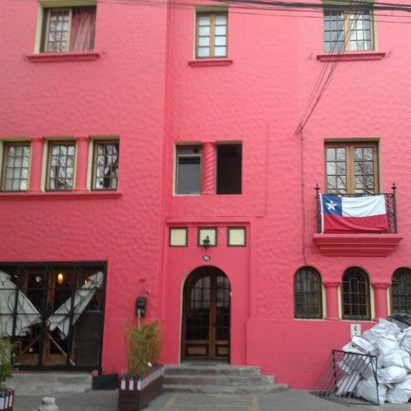 Foto tomada en Aji Hostel por Hélida L. el 9/29/2013