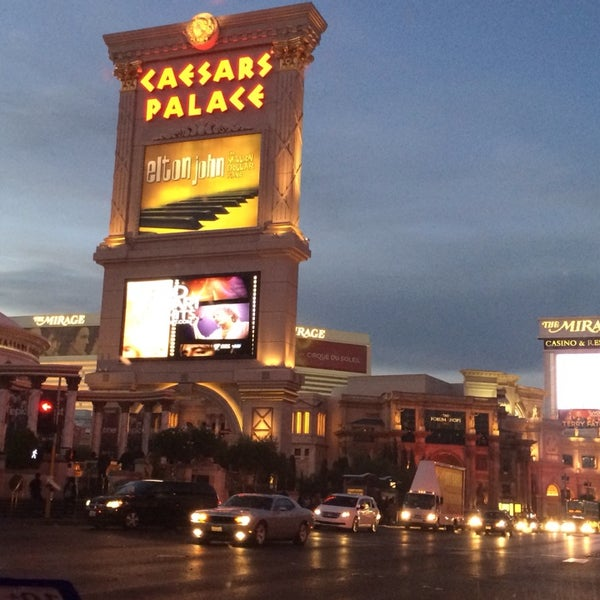 Photo taken at Caesars Palace Hotel & Casino by Frank C. on 10/11/2013