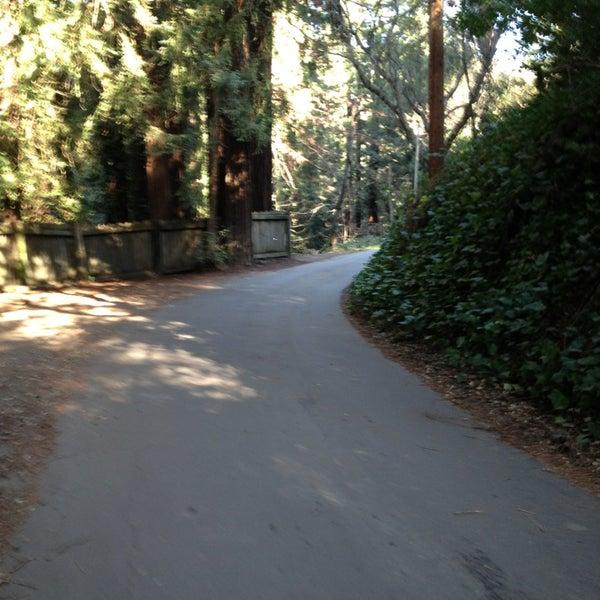 Photo taken at Santa Cruz Mountains by Fred S. on 2/4/2013