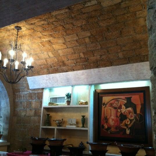 Photo taken at Fonda Mexicana by Isela I. on 12/7/2012