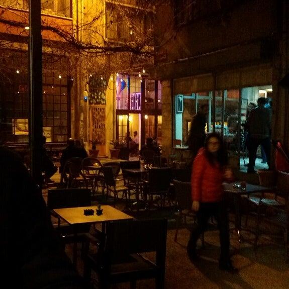 1/25/2015 tarihinde fatma y.ziyaretçi tarafından Pan Karaköy'de çekilen fotoğraf