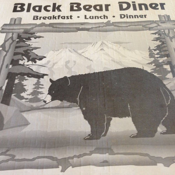 Photo taken at Gilbert Black Bear Diner by Ron S. on 5/14/2013