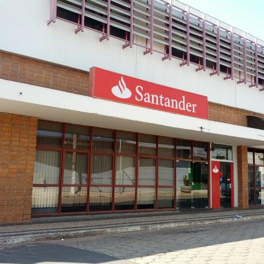 Santander bank in paragua u paulista - Be up santander ...