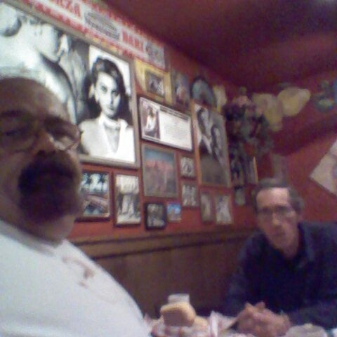 Photo taken at Buca di Beppo by Nezer K. on 7/9/2014