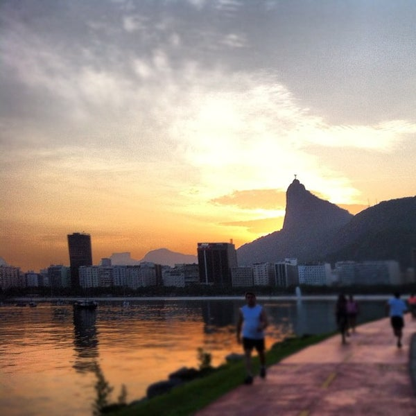 Photo taken at Flamengo Park by Joana P. on 10/29/2012