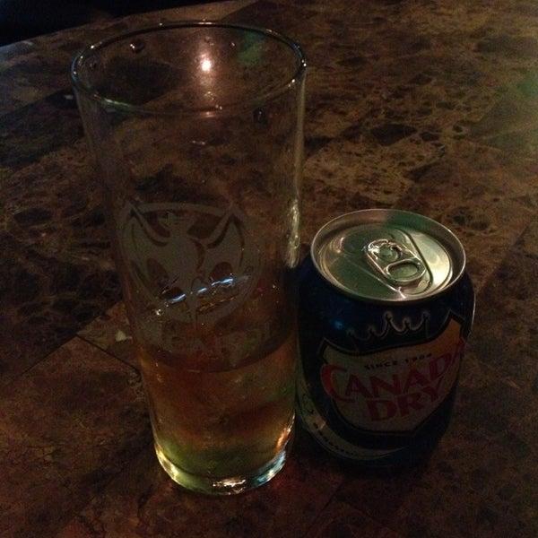 Photo taken at Dublin's Irish Pub by Jorge C. on 1/9/2013