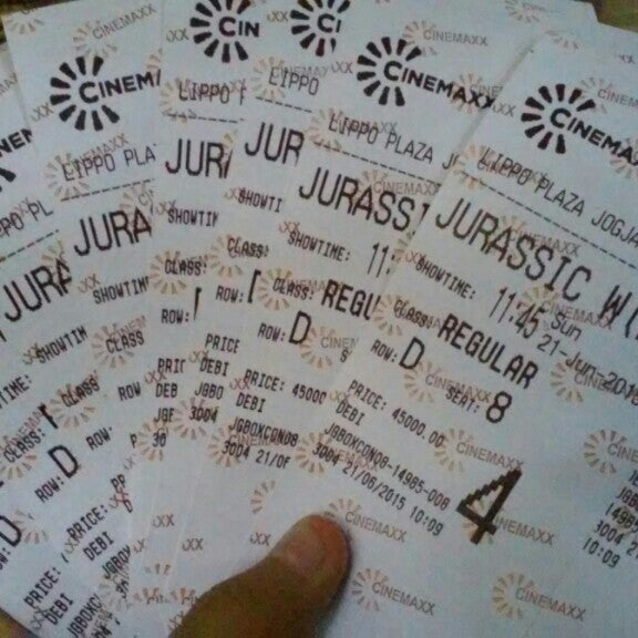Cinemaxx - Multipleks di Yogyakarta