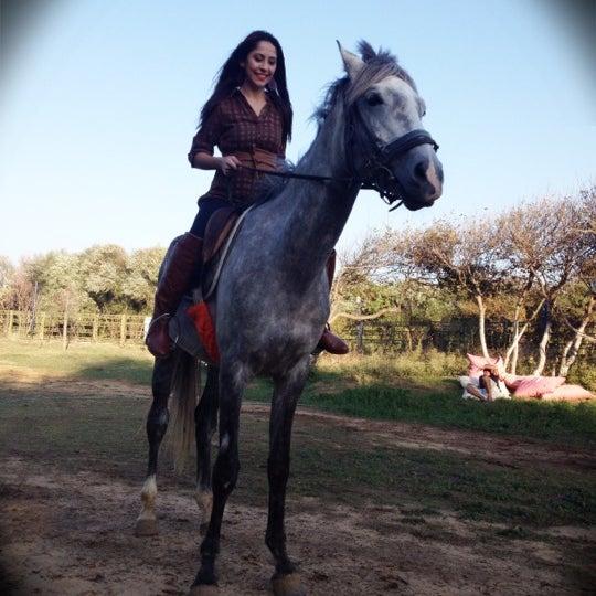 10/26/2012 tarihinde ilknur 🍀ziyaretçi tarafından AtlıTur At Çiftligi'de çekilen fotoğraf