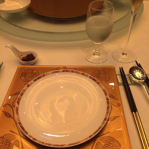 Photo taken at Yu Lei Chinese Restaurant ?? by Linah M. on 6/ & Photos at Yu Lei Chinese Restaurant ?? - 5/F Harbourfront ...