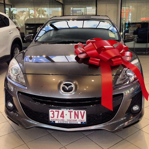Photos at Eagers Mazda - Auto Dealership in Newstead