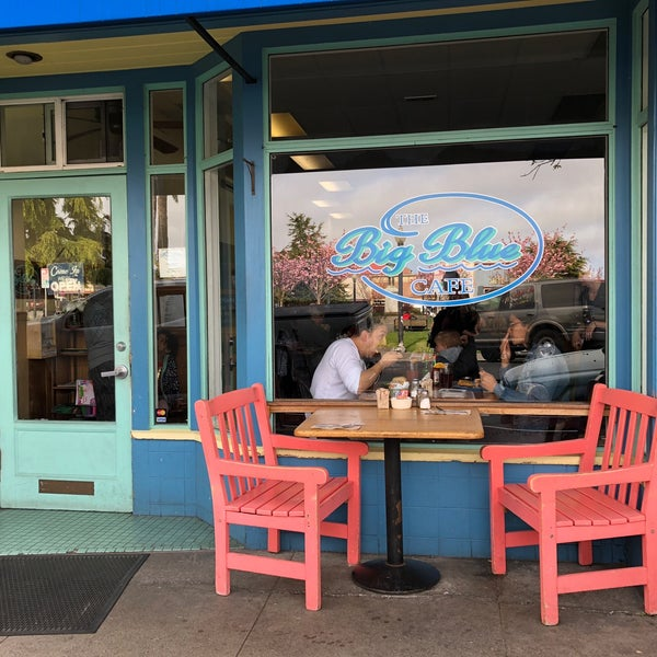 Blue Cafe Arcata