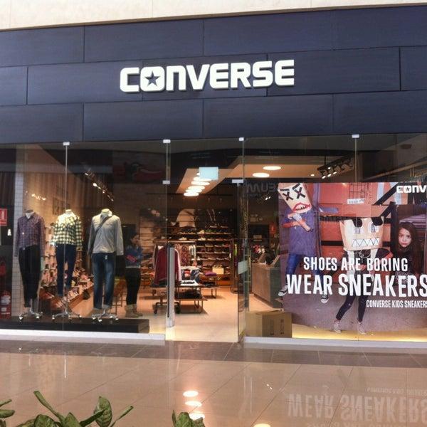 converse aventura mall