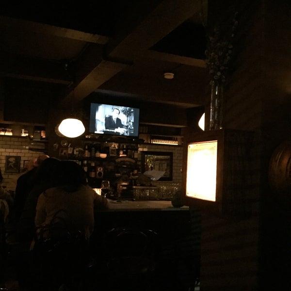 Photo taken at Vanguard Wine Bar by David L. on 5/8/2015
