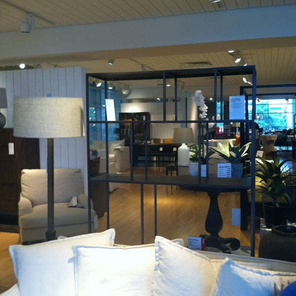 Photo Taken At Crate And Barrel Short Pump Town Center By Cammy O. On 7