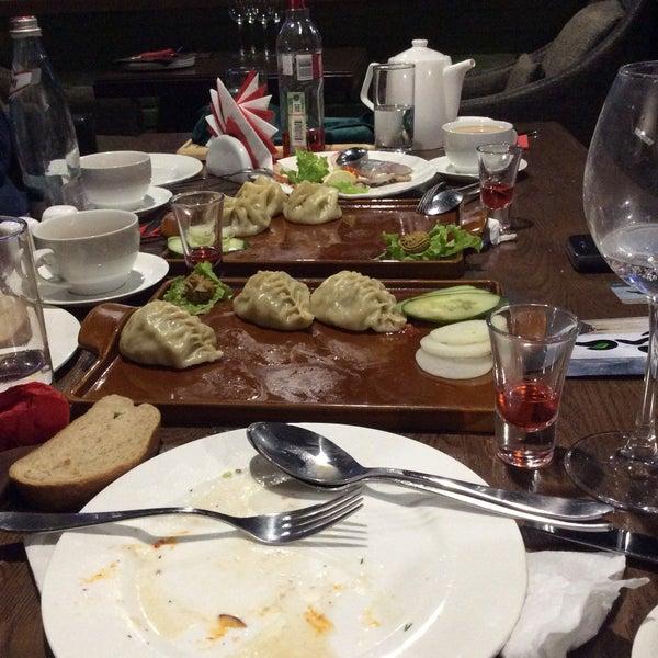 Снимок сделан в ресторан ORDA пользователем Alexander F. 11/27/2016