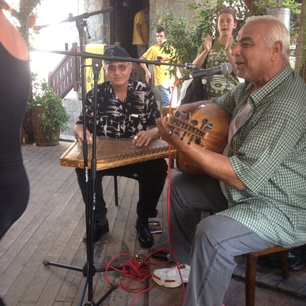 Photo taken at Old Town Brewery by Sanja B. J. on 6/21/2013